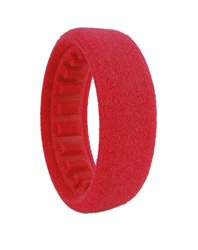 INSERT FOR BUGGY 1/10 FRONT 2WD TYRES SOFT (2)