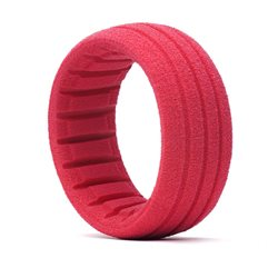 1:8 BUGGY TYRES SHAPED INSERTS (4) SOFT
