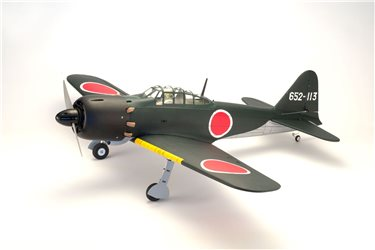 ZERO FIGHTER A6M5 SQS 50 ARF