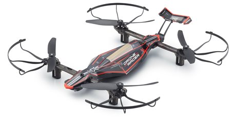 DRONE RACER ZEPHYR FORCE BLACK READYSET (2018-018)