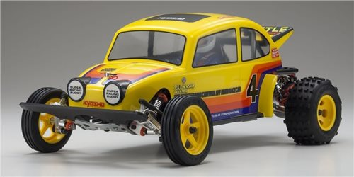 BEETLE 1:10 2WD KIT *LEGENDARY SERIES*