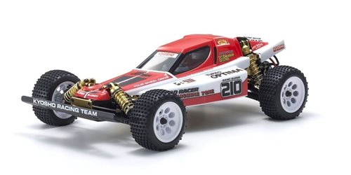TURBO OPTIMA 1:10 4WD KIT *LEGENDARY SERIES*