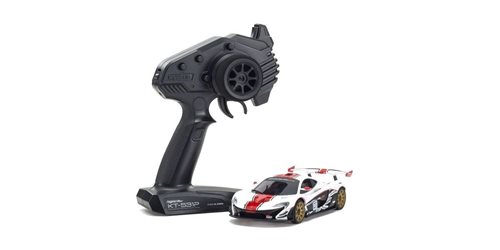Mini-Z RWD McLaren P1 GTR White-Red (W-MM/KT531P)