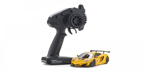 Mini-Z RWD McLaren 12C GT3 Orange (W-MM/KT531P)