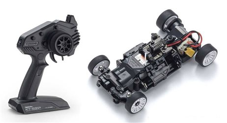 Mini-Z RWD Chassis & Tx Set (KT531P) W-MM