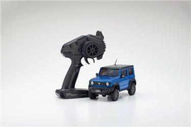 Mini-Z 4X4 MX-01 Suzuki Jimny Sierra Brisk Blue (KT531P)