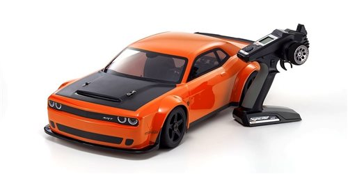 Kyosho Inferno GT2 Dodge Challenger SRT 1:8 RC Nitro Readyset KE25SP