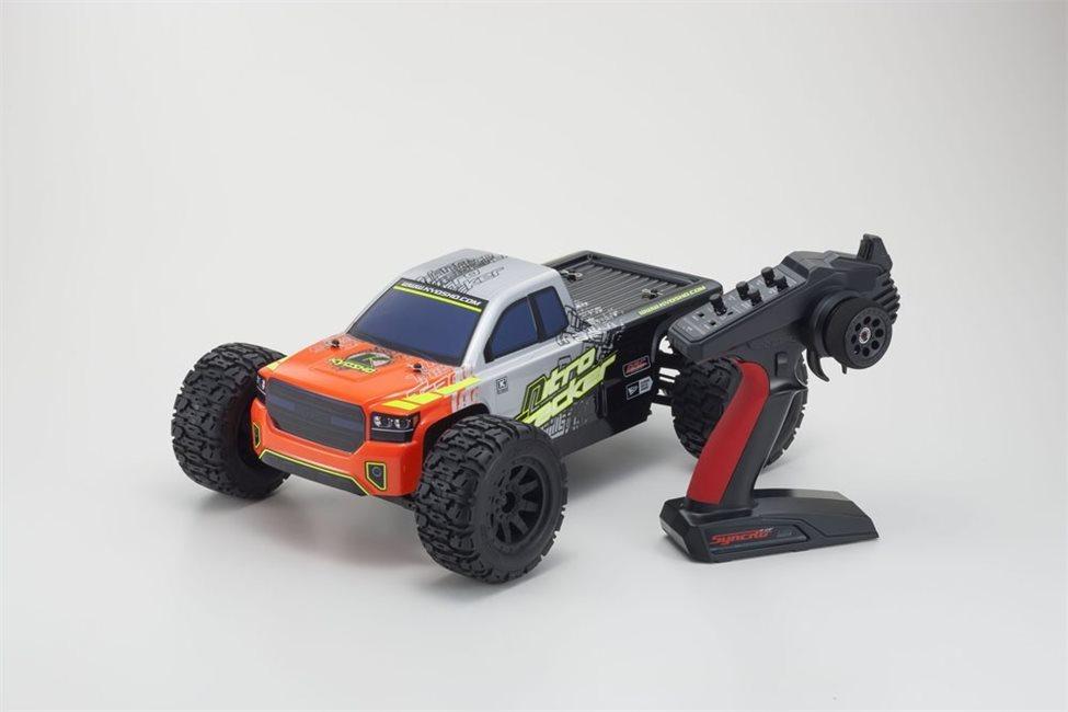 Kyosho Nitro Tracker 1:10 RC Nitro 4WD Readyset w/KE15SP Engine