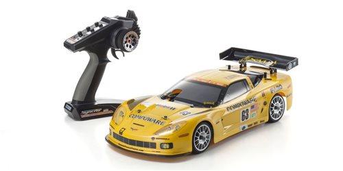 Kyosho FW06 Corvette C6R 1:10 RC Nitro Readyset w/KE15SP