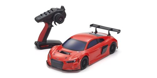 Kyosho FW06 Audi R8 LMS 2015 1:10 RC Nitro Readyset w/KE15SP - Red