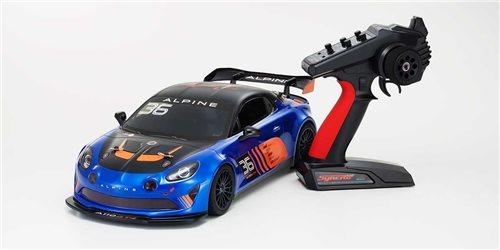 Kyosho FW06 Alpine GT4 1:10 RC Nitro Readyset w/KE15SP