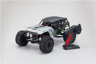 Kyosho FO-XX VE 1:8 4WD Readyset EP (Torx8-Brainz8 ESC)