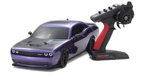 Kyosho FAZER MK2 (L) Dodge Challenger SRT Demon SL 1:10 Readyset