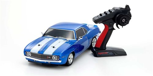 Kyosho FAZER MK2 Chevy Camaro Z28 1969 1:10 Readyset