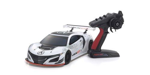 Kyosho FAZER MK2 Acura GT3 Race Car 1:10 Readyset