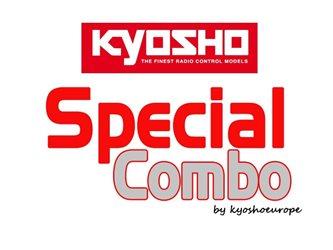 COMBO FAZER MK2 ACURA NSX G3 1:10+GE2-1500-1D+72203D (2020-030)