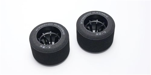 Rear Tires PLAZMA LM (2) H-38