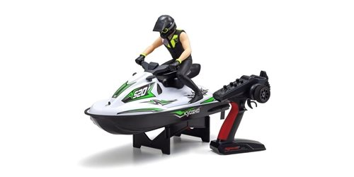 Kyosho Wave Chopper 2.0 RC Electric Readyset (KT231P+) T1 Green