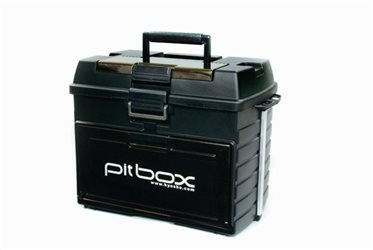 KYOSHO DELUXE BLACK PIT BOX 542x300x397mm