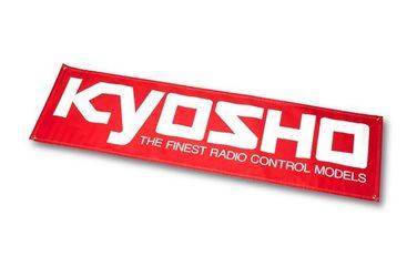 KYOSHO LARGE TRACK BANNER (500x1770mm) VINYL