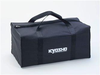 KYOSHO CARRYING BAG BLACK 320x560x220mm