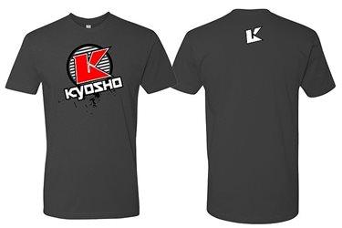 KYOSHO T-Shirt K-Circle Grey - 3XL