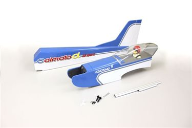 FUSELAGE CALMATO ALPHA 60 SPORTS (BLUE)