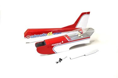 FUSELAGE CALMATO ALPHA 60 SPORTS (RED)