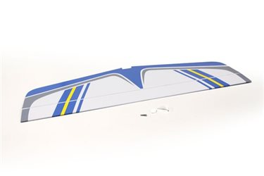 HORIZONTAL WING CALMATO ALPHA 60 SPORTS (BLUE)