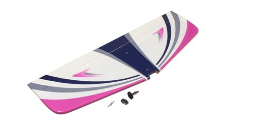 HORIZONTAL WING CALMATO ALPHA 40 TRAINER-SPORTS (PURPLE)