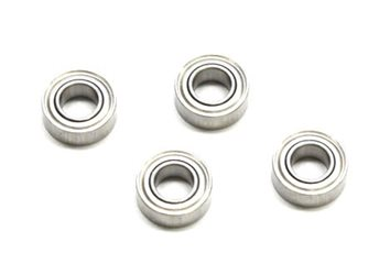 BALL BEARING 4X8X3MM. (4) (IHW01)