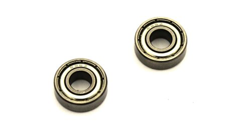 BALL BEARING 6X15X5MM. (2)