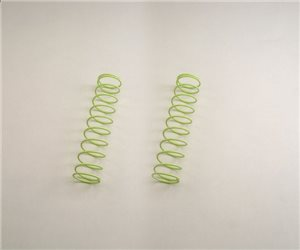 Big Shock Springs M/L 11x1.6 L95mm Light Green (2)