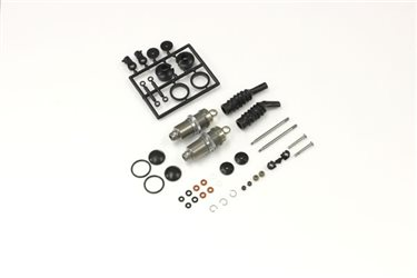 HD Coating Front Shock Set Inferno MP9-MP10 (2) MS50