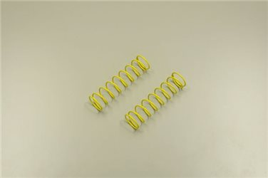 Big Shock Springs M 9.5x1.4 L84mm Yellow (2)