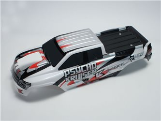 BODY SHELL PSYCHO KRUISER (PRINTED)