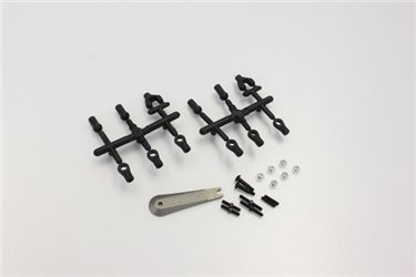 ADJUSTABLE LINKAGE SET - Mini-Z BUGGY