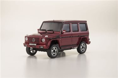 AUTOSCALE Mini-Z OVERLAND MERCEDES G55L AMG RED