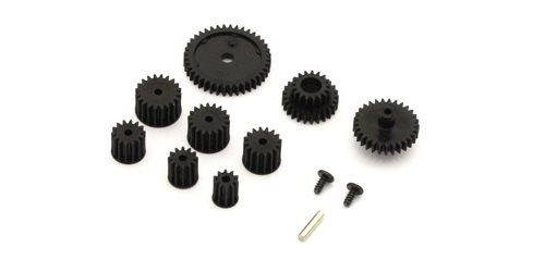 Gear Box Set Mini-Z 4X4 MX01
