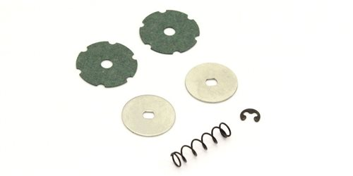 Slipper Clutch Set Mini-Z 4X4 MX01
