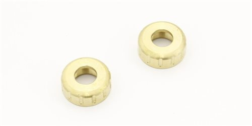 Brass Rear Axle Cap Mini-Z 4X4 MX01 (2)