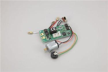 RX UNIT Mini-Z MR02 (27MHZ)