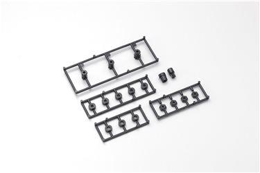 PINION GEAR SET (BLACK) Mini-Z