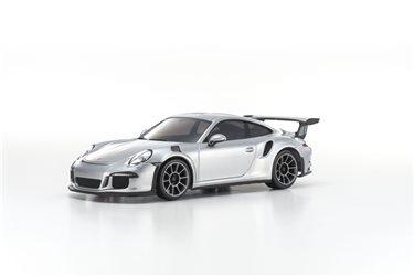 Autoscale Mini-Z PORSCHE 911 GT3 RS SILVER (N-RM)