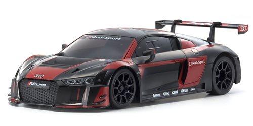 Autoscale Mini-Z Audi R8 LMS 2015 Black-Red (W-MM)