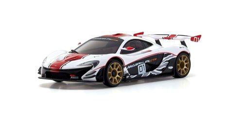 Autoscale Mini-Z McLaren P1 GTR White-Red (W-MM)