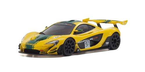Autoscale Mini-Z McLaren P1 GTR Yellow-Green (W-MM)