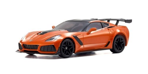 Autoscale Mini-Z Chevrolet Corvette ZR1 Sebring Orange (W-MM)