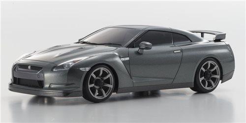 Autoscale Mini-Z Nissan Skyline GT-R R35 Dark Metal Grey MA020