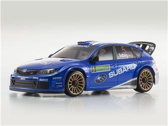 Autoscale Mini-Z Subaru Impreza WRC 2008 (MA020)